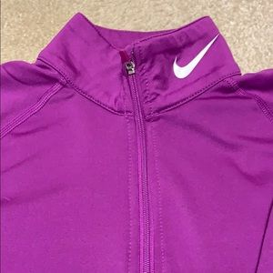 Nike Jackets & Coats - Nike pro combat dri fit fitted jacket